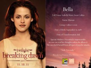 Breaking Dawn The Movie Breaking Dawn part 1