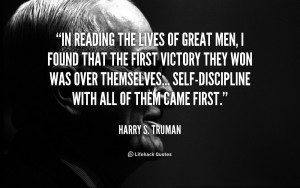 Great Man Quotes