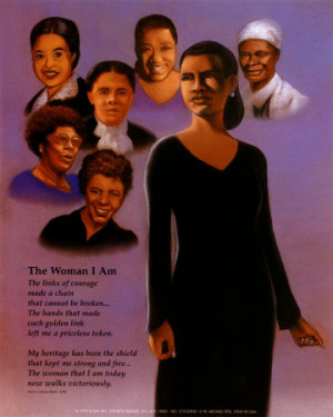 The Woman I Am by Frye