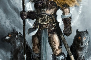 Odin Viking God of War