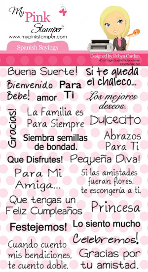 Spanish Sayings About Love Picture