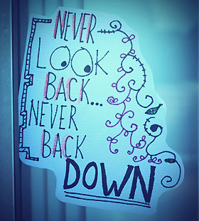 down quotes never back down quotes never back down quotes