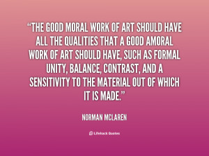 Quotes About Good Morals
