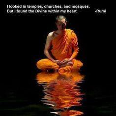 Rumi heart, god, spiritu, quotes, churches, buildings, inspir, rumi ...