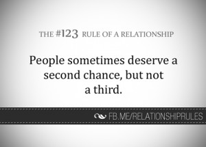 giving second chances quotes a giving second c