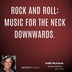 Funny Quotes About Rock and Roll
