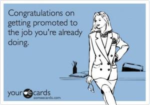 ... Com, True Stories, Job Promotion Quotes, Job Promotion Congratulations