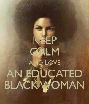 Educated Black Women