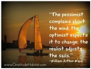 Optimism VS Pessimism…Or Somewhere In Between