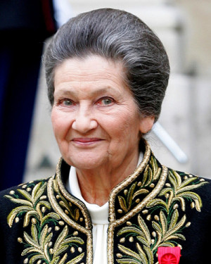 Quotes by Simone Veil