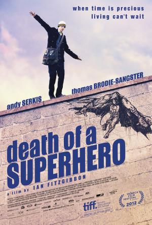 death of a superhero animation drama 2011 a dying 15 year old boy ...