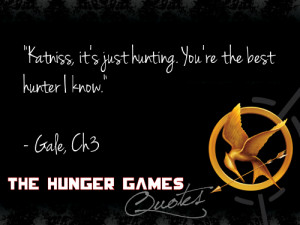 Quotes - Gale Hawthorne Fan Art (29422450) - Fanpop fanclubs