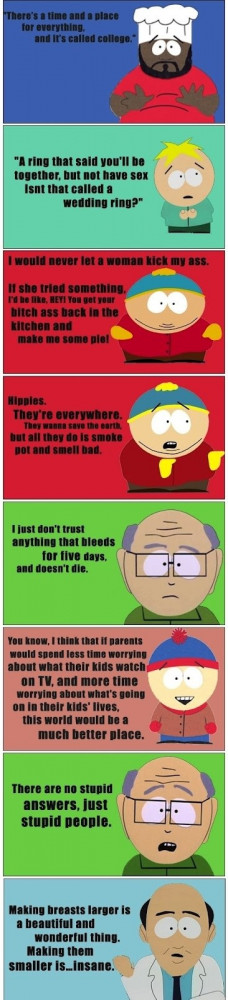 South park quotes, fun, cute, sayings, picture