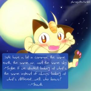 ago 31 notes reblog tags pokemon pokemon quotes meowth pkmn