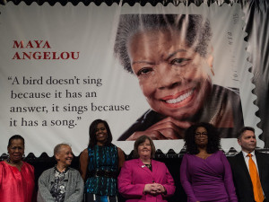Quote On New Maya Angelou
