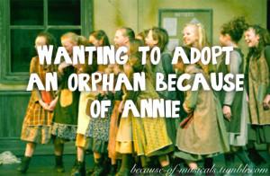Annie #little orphan annie #orphans #orphan #adopt #adoption #because ...