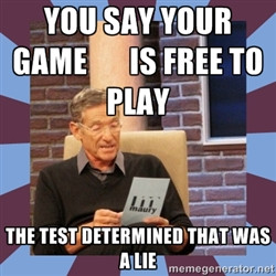 Maury Lie Detector Meme The Higher Quote Determined That Was A Lie
