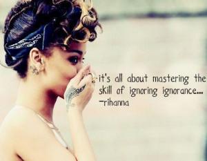 Rihanna Quotes and Sayings