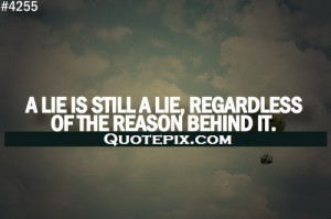 Lying Quotes And Sayings