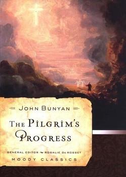 The cover of Pilgrim's Progress by John Bunyan chirstianbook.com