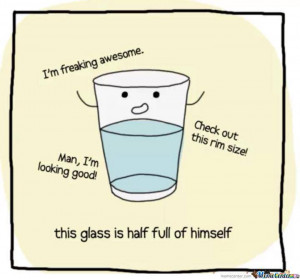Clip Art of a Plastic Cup of Water