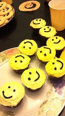 happy cupcakes no more chemo no more radiation no more line maybe do ...