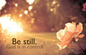 god is in control picture quotes