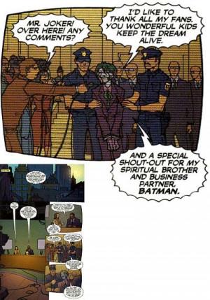 joker comic book quotes