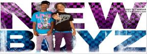 New Boyz Profile Facebook Covers
