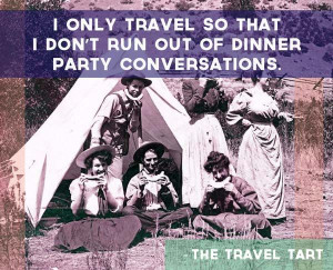 Great travel quote!