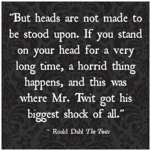 Book Review of The Twits by Roald Dahl