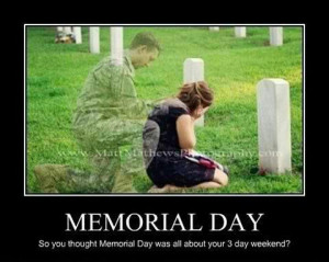 Memorial Day Inspiration Quotes