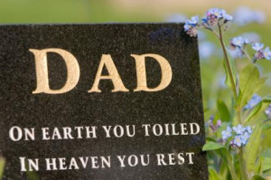 Poems in Memory of a Dad