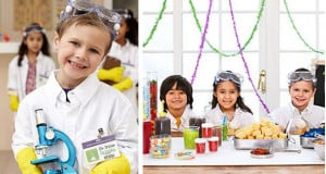 Science Party! Recycle Dad's old dress shirts into lab coats and ...