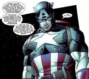 Captain America Quotes Twain
