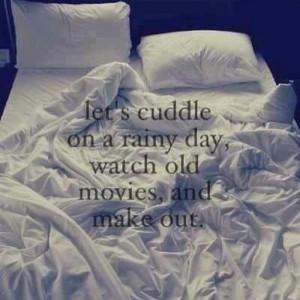 lets cuddle on rainy days by michellevonmonroe