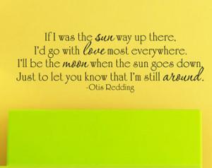 Quotes by Otis Redding