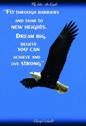 fly like an eagle quotes