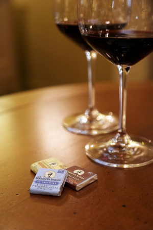 Tips For Pairing Wine With Chocolate