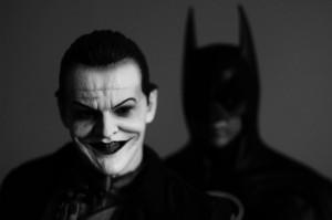 Batman And Joker Coloristchris