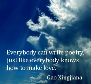 Gao Xingjiana famous quotes Gao Xingjian famous quotes.