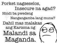 Tagalog Quotes Patama Sa Malalandi Mrbolero.com. insecure : mas