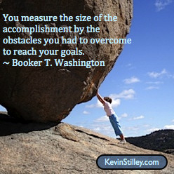 ... achievement for the achievement of the group it enhances everybody