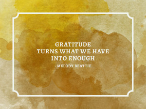 Melody Beattie Gratitude Quote