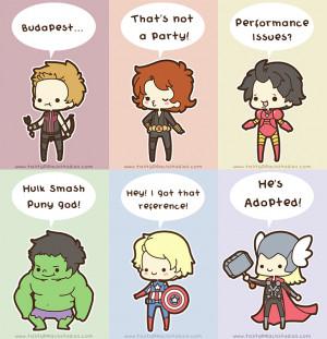Avengers Assemble! - MoogleGurl