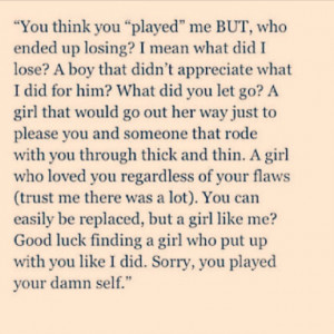 love this. He played himself. I can find a hundred guys like you but ...