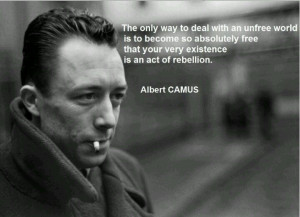 existentialism and the absurd in camus Existentialism and absurdism existentialism existentialism refers to a set of ideas about human existence the idea of the absurd is a common theme in many existentialist works, particularly in camus absurdity is the notion of contrast between two things.