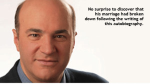 Kevin O'Leary's cold hard truths on business, money and life