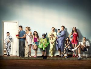 Modern Family Modern Family EW Photoshoot