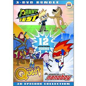 topics related to johnny test get in shape getting in shape quotes ...